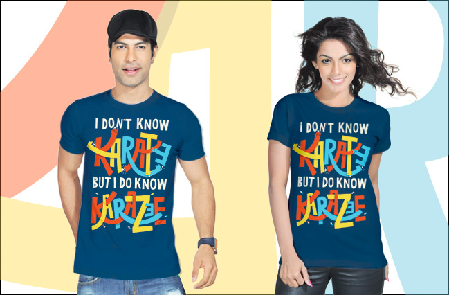 Cool T Shirts Online India